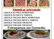 Linguiças Caseiras e Artesanais